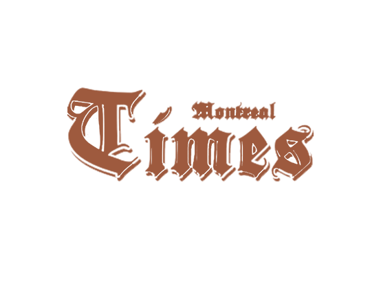 Montreal Times newspaper logo